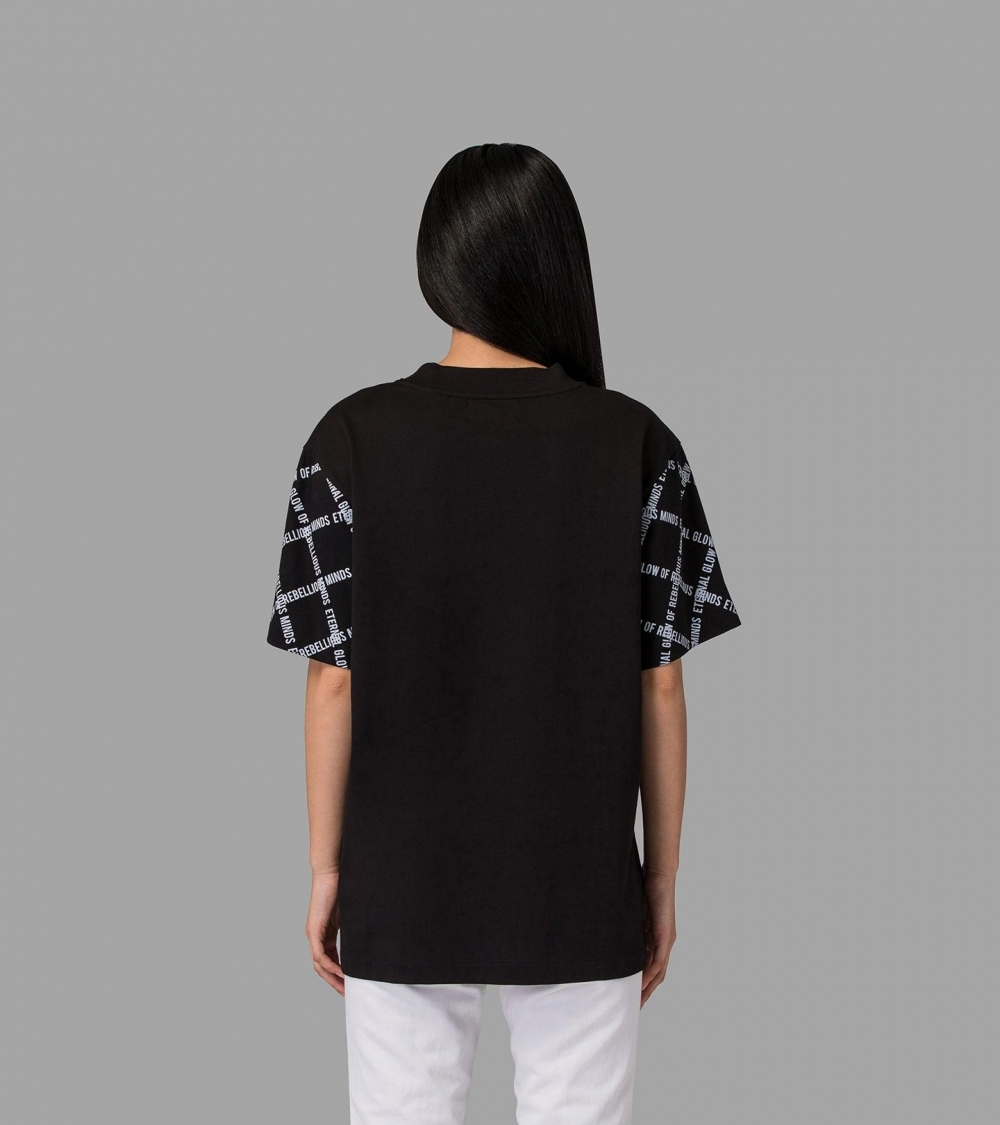 ETERNAL ART T-SHIRT - BLACK - 2