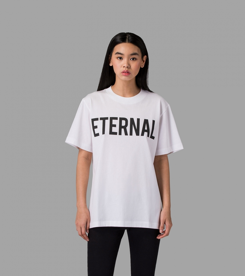 ETERNAL T-SHIRT - WHITE - 1