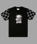 ETERNAL ART T-SHIRT - BLACK - 3