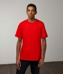 TUBE EVERYDAY T‑SHIRT (MEN) ‑ RED - 1