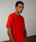 TUBE EVERYDAY T‑SHIRT (MEN) ‑ RED - 3