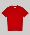 TUBE EVERYDAY T‑SHIRT (MEN) ‑ RED - 4